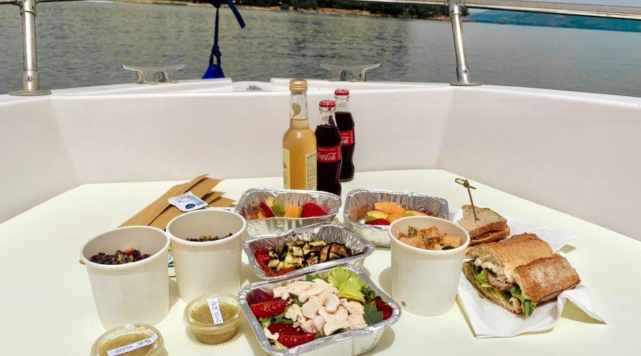 castiglion del lago - lake trasimeno boat tours