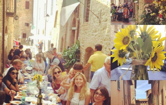 September In Tuscany an Umbria