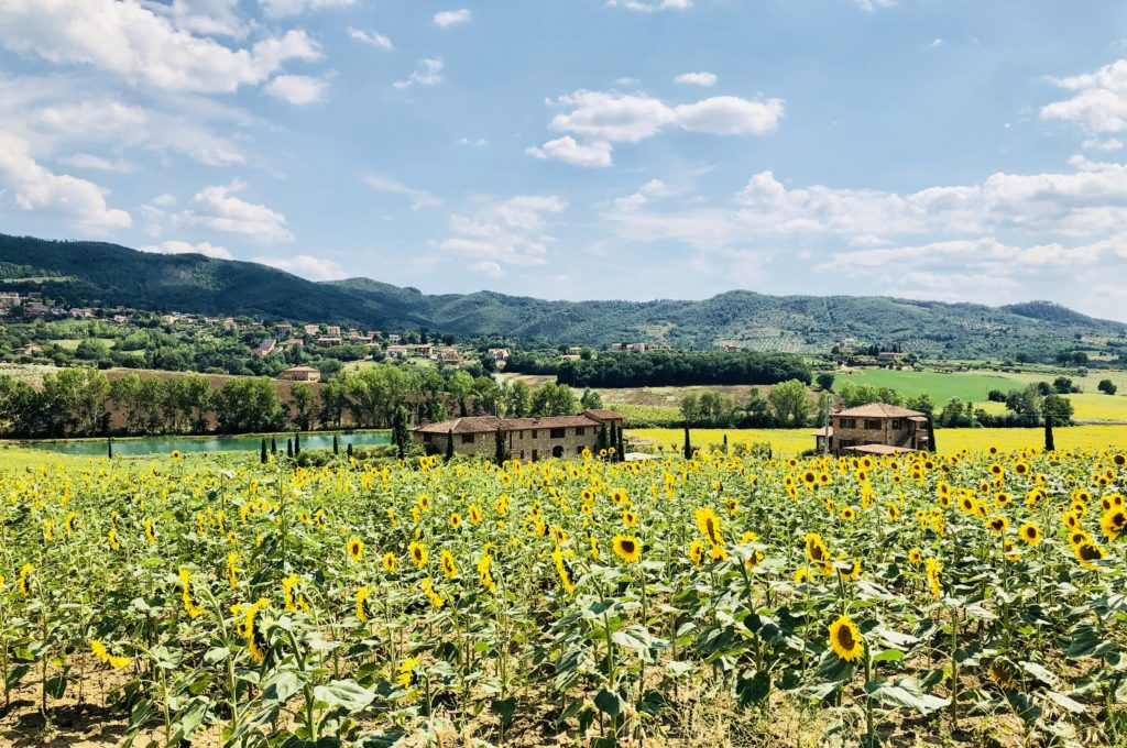 Hiking in Tuscany and Umbria