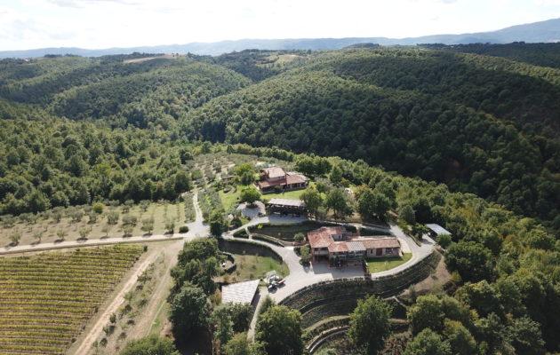 an Umbrian wine tour