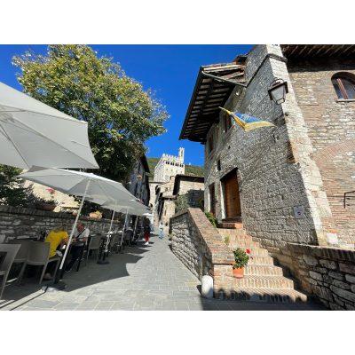 foodies in Gubbio